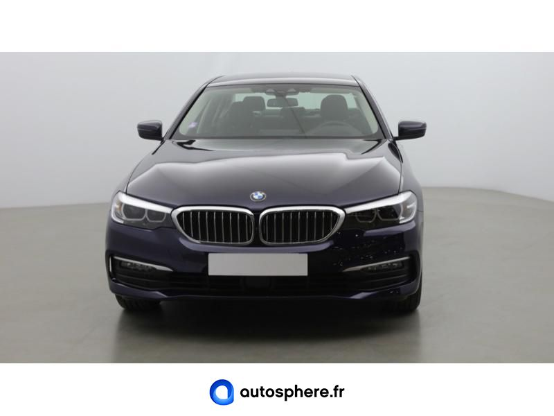 BMW SERIE 5 530EA 252CH BUSINESS DESIGN EURO6D-T - Miniature 2