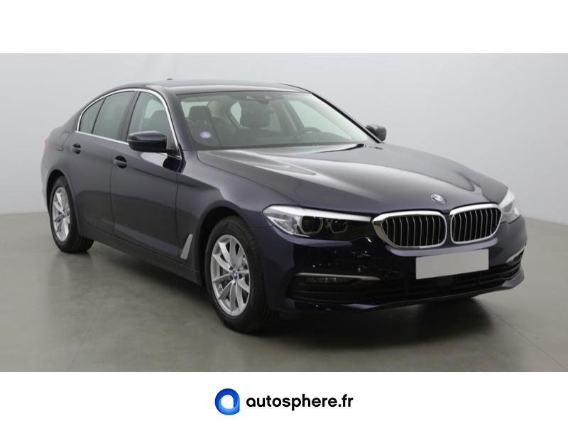 BMW SERIE 5 530EA 252CH BUSINESS DESIGN EURO6D-T - Miniature 3