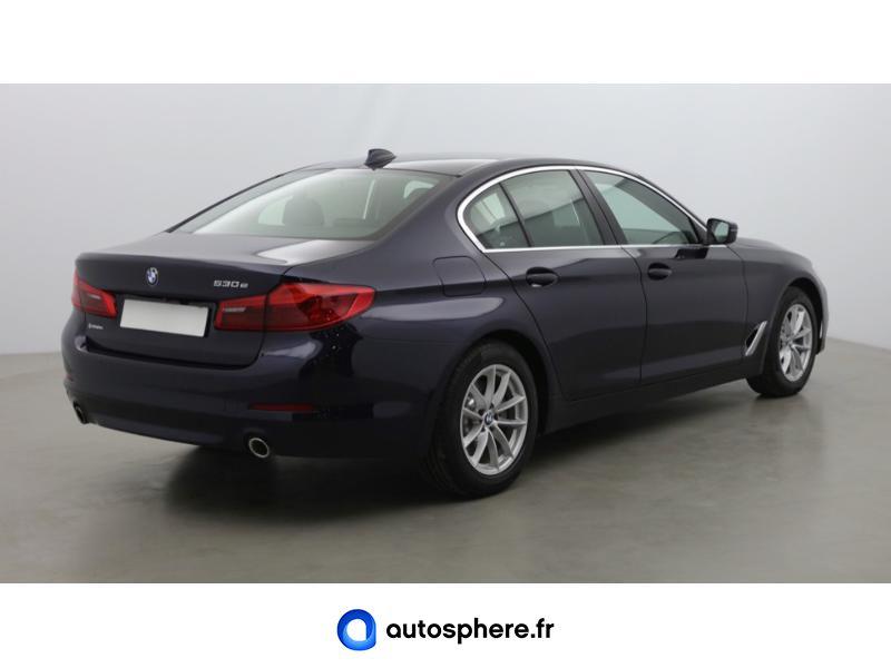BMW SERIE 5 530EA 252CH BUSINESS DESIGN EURO6D-T - Miniature 5