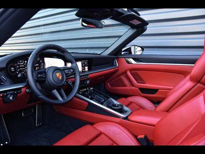 PORSCHE 911 TARGA 3.0 450CH 4S PDK EURO6D-T - Miniature 4