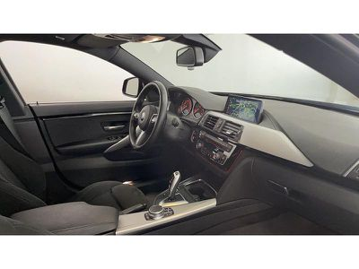 BMW SERIE 4 GRAN COUPE 420DA 190CH M SPORT - Miniature 3