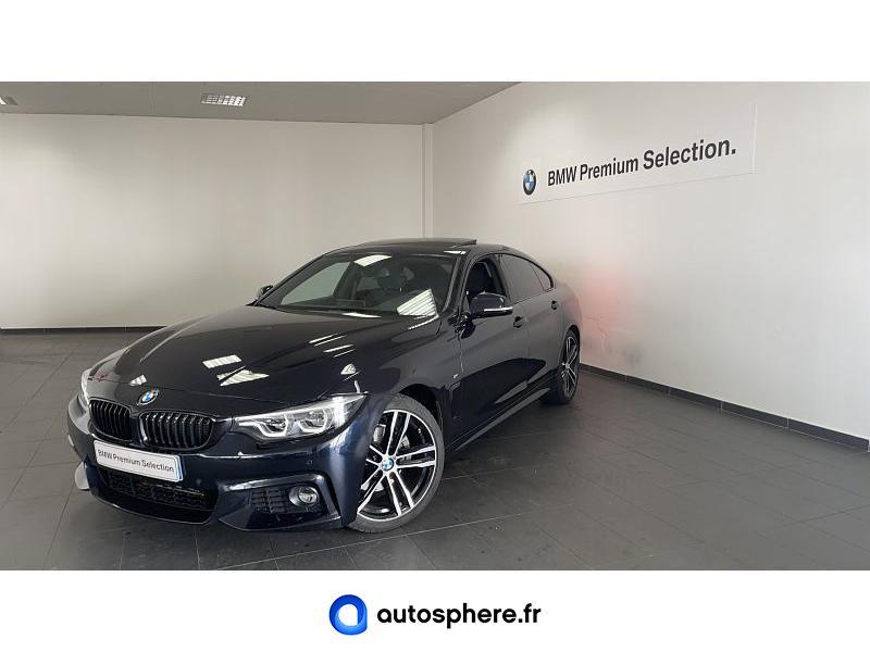 BMW SERIE 4 GRAN COUPE 420DA 190CH M SPORT - Photo 1