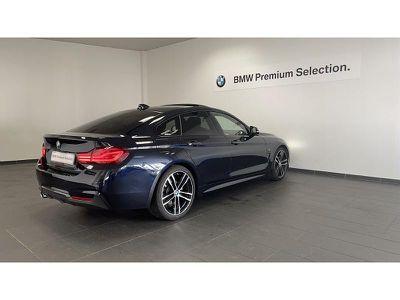 BMW SERIE 4 GRAN COUPE 420DA 190CH M SPORT - Miniature 2