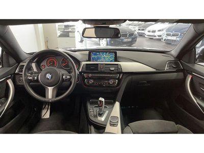 BMW SERIE 4 GRAN COUPE 420DA 190CH M SPORT - Miniature 4