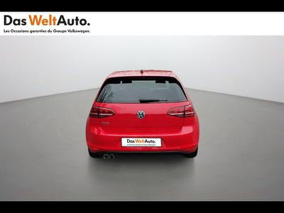 VOLKSWAGEN GOLF 2.0 TDI 184CH BLUEMOTION TECHNOLOGY FAP GTD 5P - Miniature 3