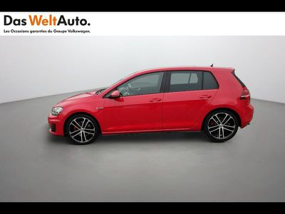 VOLKSWAGEN GOLF 2.0 TDI 184CH BLUEMOTION TECHNOLOGY FAP GTD 5P - Miniature 2