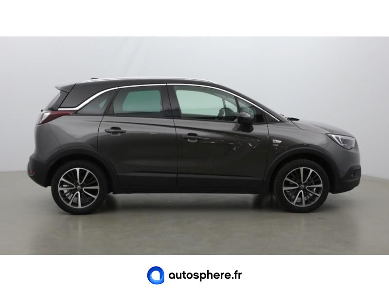 OPEL CROSSLAND X 1.2 TURBO 110CH DESIGN 120 ANS EURO 6D-T - Miniature 4