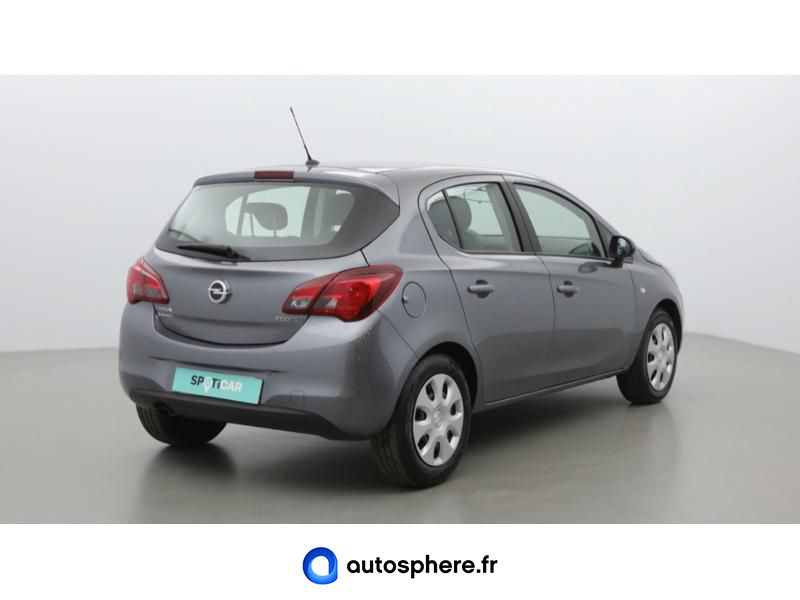 OPEL CORSA 1.0 ECOTEC TURBO 90CH ENJOY START/STOP 5P - Miniature 5