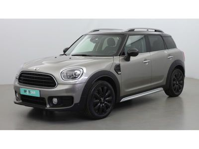 Leasing Mini Countryman Cooper 136ch Red Hot Chili