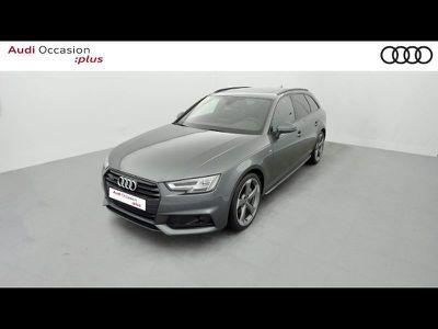 Audi A4 Avant 2.0 TDI 190ch S line quattro S tronic 7 occasion