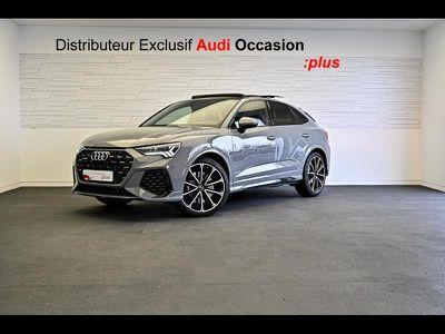 Audi Rs Q3 Sportback 2.5 TFSI 400ch quattro S tronic 7 occasion