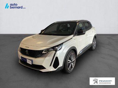 Leasing Peugeot 3008 Hybrid4 300ch Gt Pack E-eat8