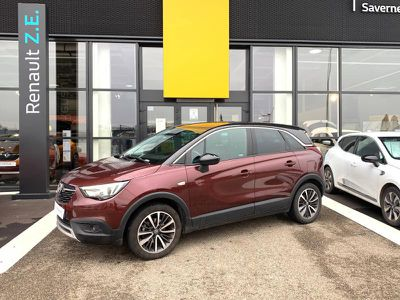 Opel Crossland X 1.2 Turbo 130 Ultimate Gtie 1 an occasion