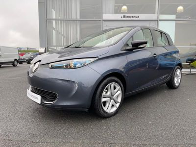 Renault Zoe Zen charge normale R90 MY19 occasion