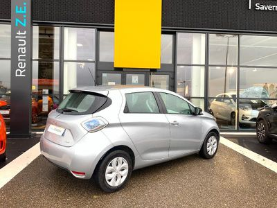 RENAULT ZOE LIFE CHARGE NORMALE R90 2019 GTIE 1 AN - Miniature 3