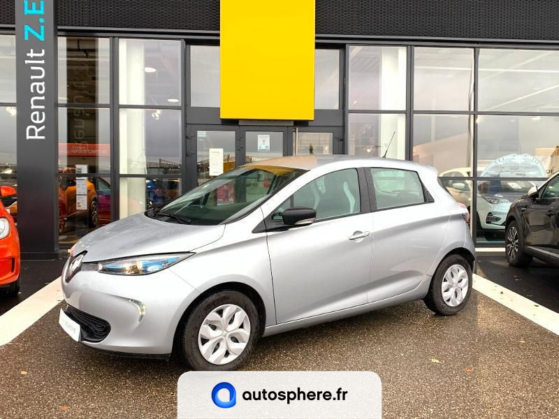 RENAULT ZOE LIFE CHARGE NORMALE R90 2019 GTIE 1 AN - Photo 1