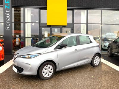 Renault Zoe Life charge normale R90 2019 Gtie 1 an occasion