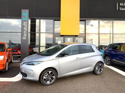 Renault Zoe Iconic R110 2019 Gtie 1 an occasion