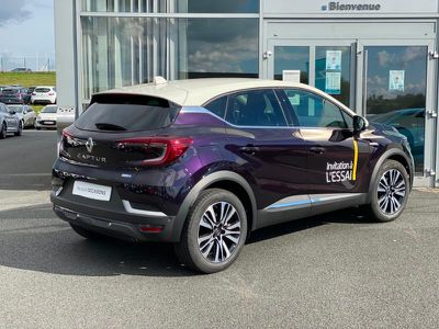 RENAULT CAPTUR 1.6 E-TECH PLUG-IN 160CH INITIALE PARIS - Miniature 3