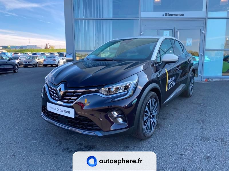 RENAULT CAPTUR 1.6 E-TECH PLUG-IN 160CH INITIALE PARIS - Photo 1