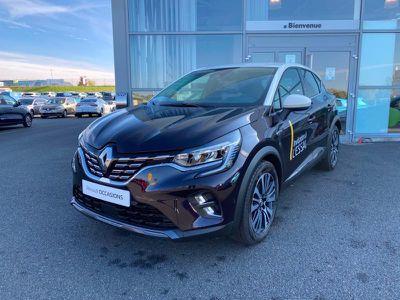 Renault Captur 1.6 E-Tech Plug-in 160ch Initiale Paris occasion