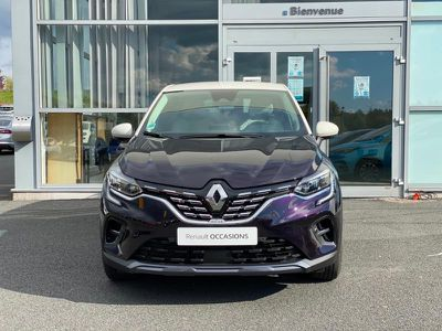 RENAULT CAPTUR 1.6 E-TECH PLUG-IN 160CH INITIALE PARIS - Miniature 2