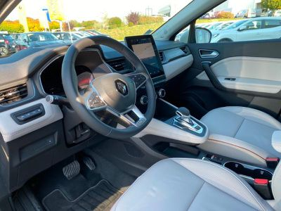 RENAULT CAPTUR 1.6 E-TECH PLUG-IN 160CH INITIALE PARIS - Miniature 4