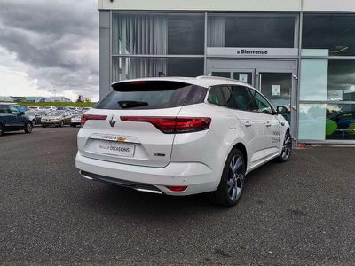 RENAULT MEGANE ESTATE 1.6 E-TECH PLUG-IN 160CH RS LINE - Miniature 3