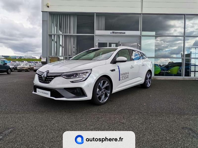 RENAULT MEGANE ESTATE 1.6 E-TECH PLUG-IN 160CH RS LINE - Photo 1