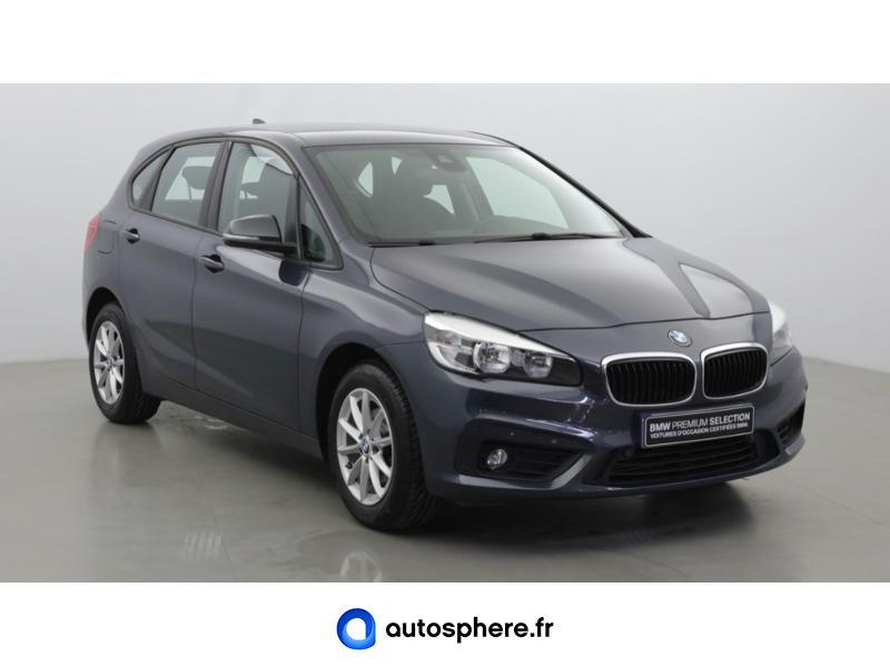 BMW SERIE 2 ACTIVE TOURER 214D 95CH LOUNGE - Miniature 3