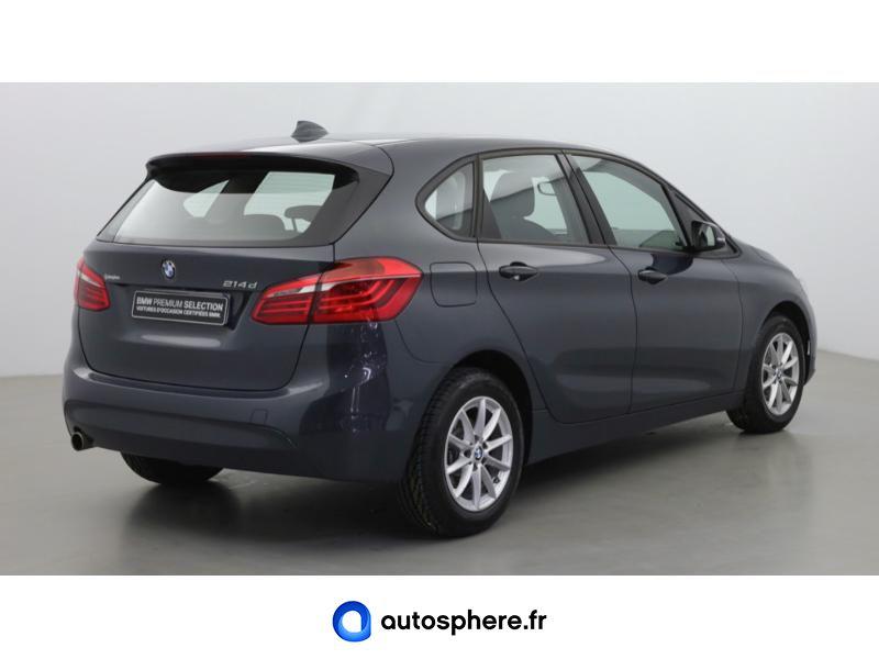 BMW SERIE 2 ACTIVE TOURER 214D 95CH LOUNGE - Miniature 5