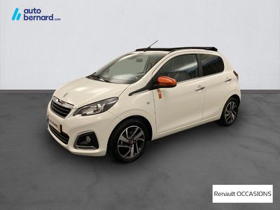 Peugeot 108 VTi 72 Top! Roland Garros S&S 5p occasion