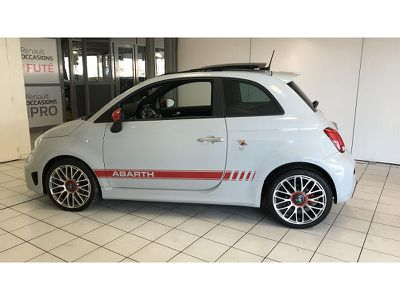 ABARTH 500 1.4 TURBO T-JET 145CH 595 BVA - Miniature 3