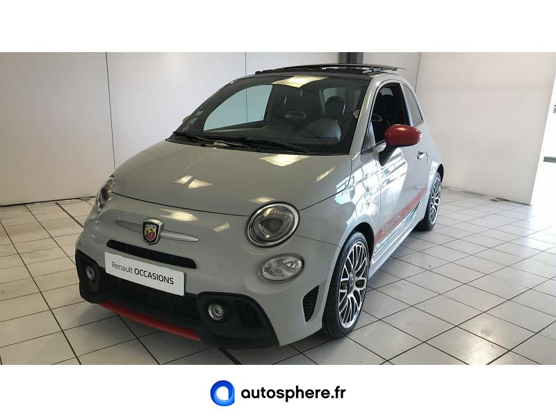 ABARTH 500 1.4 TURBO T-JET 145CH 595 BVA - Photo 1