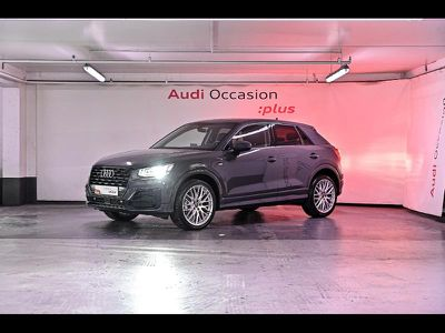 Audi Q2 35 TDI 150ch Design luxe S tronic 7 Euro6dT occasion
