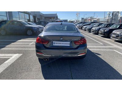 BMW SERIE 4 COUPE 420D 190CH LUXURY - Miniature 4