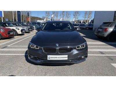 BMW SERIE 4 COUPE 420D 190CH LUXURY - Miniature 5
