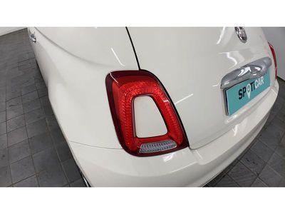 FIAT 500 1.2 8V 69CH ECO  LOUNGE - Miniature 2