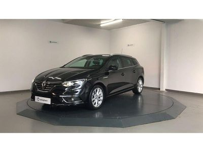 RENAULT MEGANE ESTATE 1.3 TCE 140CH FAP BUSINESS IMPORT - Miniature 1