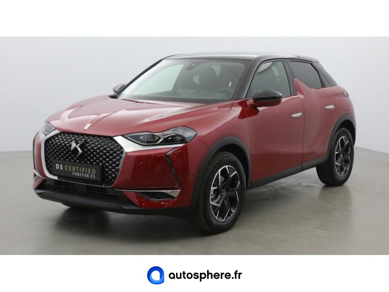 DS DS 3 CROSSBACK BLUEHDI 100CH SO CHIC - Photo 1