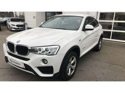 Bmw X4 xDrive20dA 190ch Lounge Plus occasion