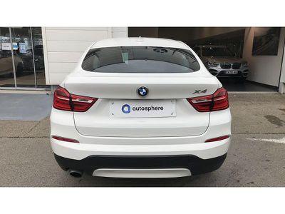BMW X4 XDRIVE20DA 190CH LOUNGE PLUS - Miniature 4