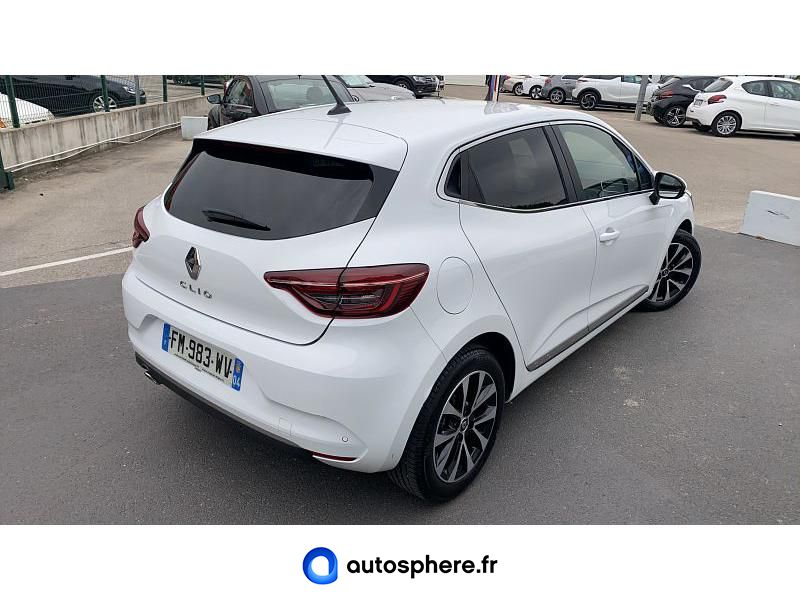 RENAULT CLIO 1.0 TCE 100CH INTENS - Miniature 2