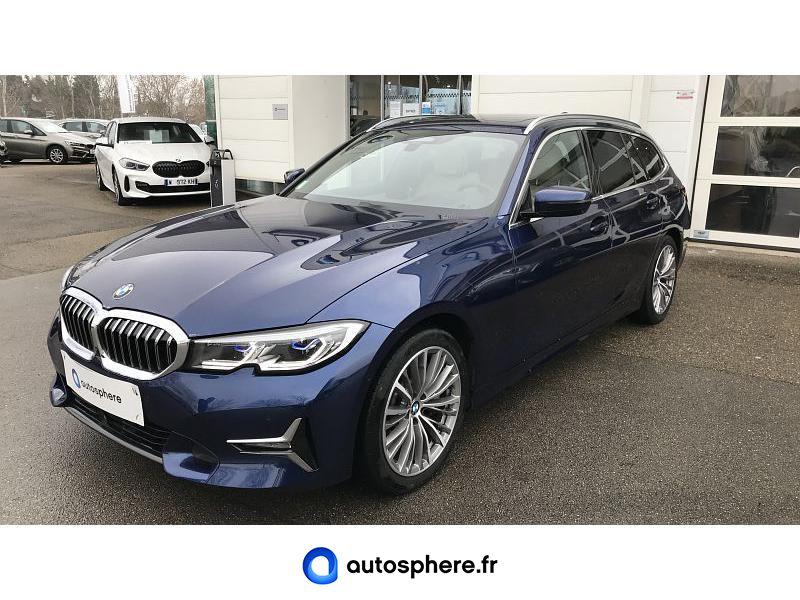 BMW SERIE 3 TOURING 330DA XDRIVE 265CH LUXURY - Miniature 1