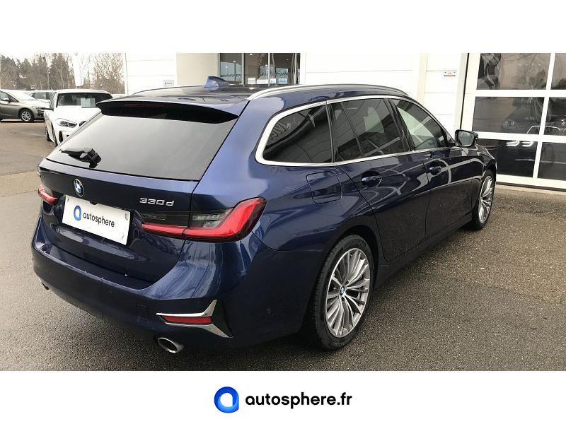 BMW SERIE 3 TOURING 330DA XDRIVE 265CH LUXURY - Miniature 2
