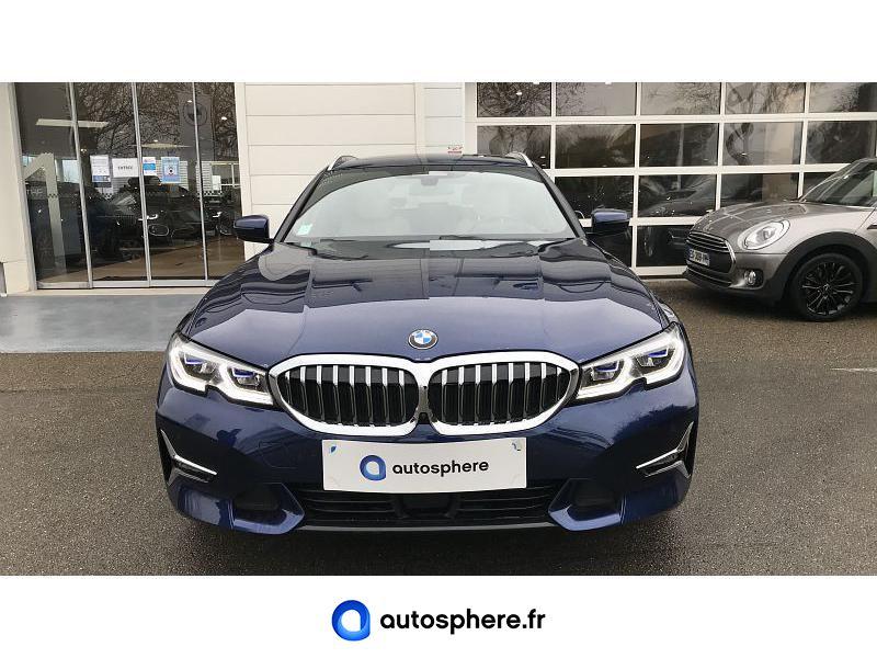 BMW SERIE 3 TOURING 330DA XDRIVE 265CH LUXURY - Miniature 5