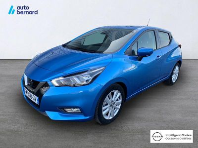 Leasing Nissan Micra 1.0 Ig-t 100ch N-connecta 2019
