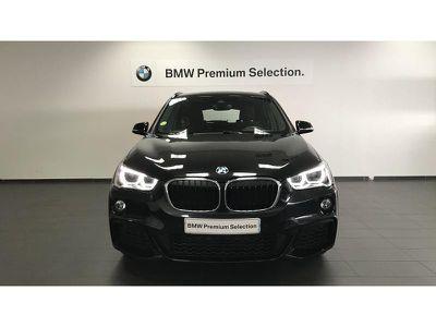 BMW X1 SDRIVE18D 150CH M SPORT - Miniature 5