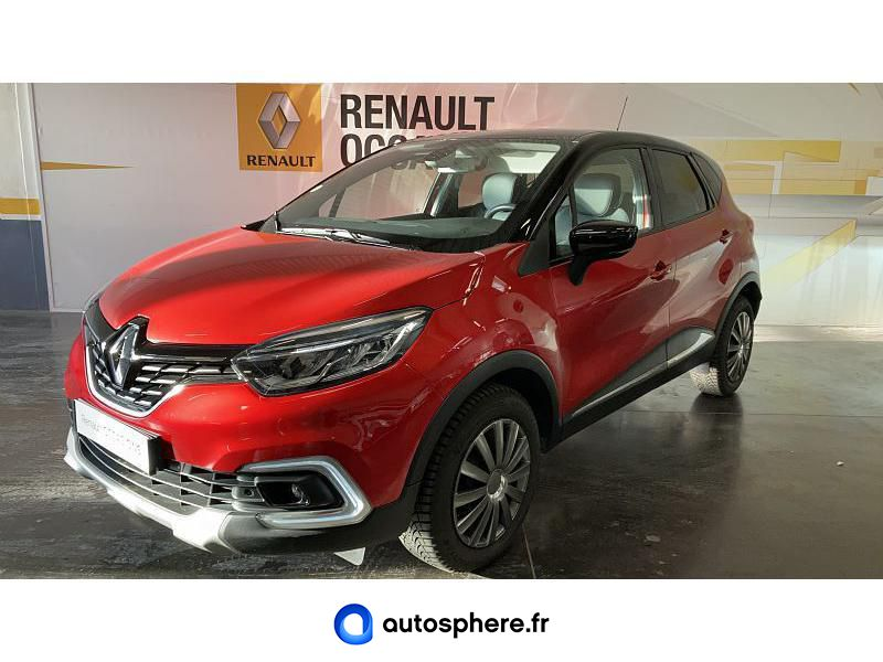 RENAULT CAPTUR 1.5 DCI 90CH ENERGY INTENS ECO² - Photo 1