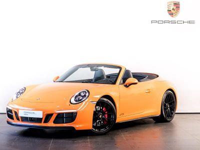 Porsche 911 (991) Cabriolet 3.0 450ch 4 GTS PDK occasion